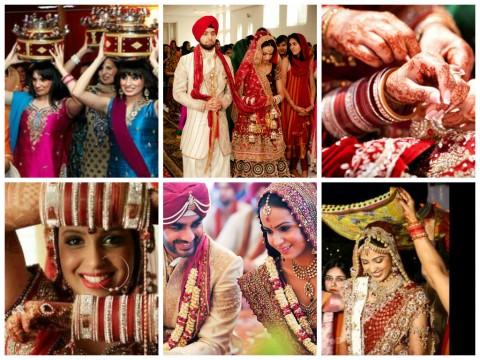 Punjabi Weddings And Rituals