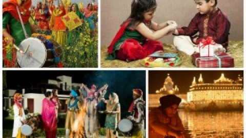 Punjab Is The Land Of Festival