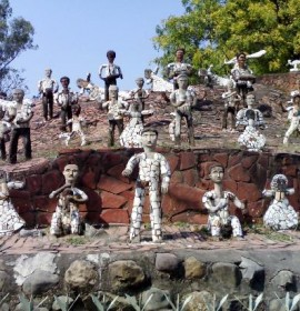The Rock Garden of Chandigarh